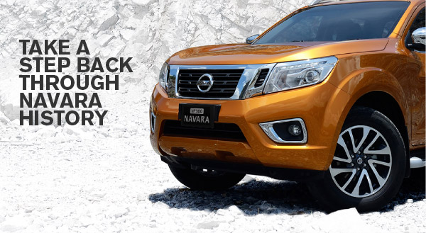 TAKE A STEP BACK THROUGH NAVARA HISTORY