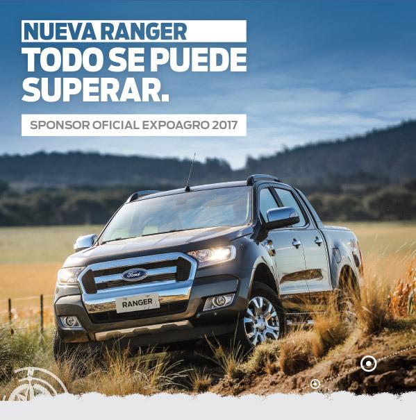 NUEVA RANGER - TODO SE PUEDE SUPERAR. - SPONSOR OFICIAL EXPOAGRO 2017